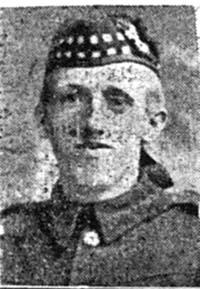 Macdonald Hugh F, Pte, Muir Of Ord