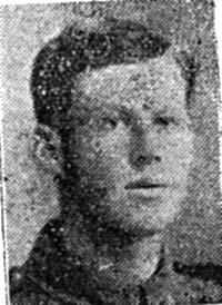 Mackenzie John, Sgt, Muir Of Ord