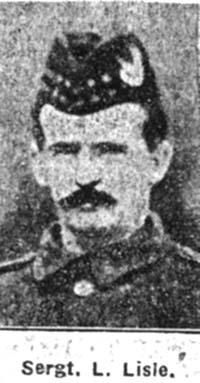 Lisle Louis, Sgt, Muir Of Ord