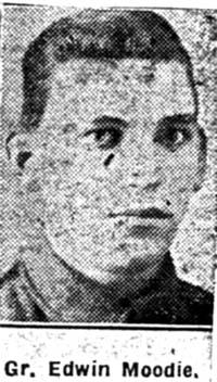 Moodie Edwin C, Gunner, Munlochy