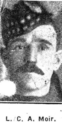 Moir Alexander, L Corp, Munlochy