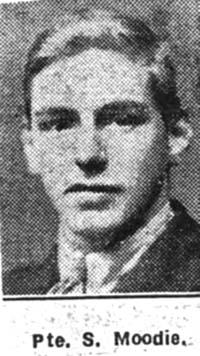 Moodie Stanley G, Pte, Munlochy