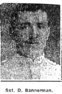 Bannerman Dugald, Sgt, Nigg