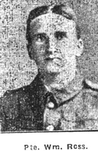 Ross William, Pte, Poolewe