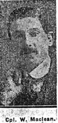 Maclean Walter D, Corp, Poyntzfield