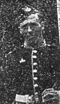 Jack Alexander, Corp later CSM, Rosemarkie