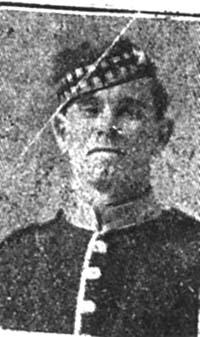 Ross Duncan C, Pte, Rosemarkie