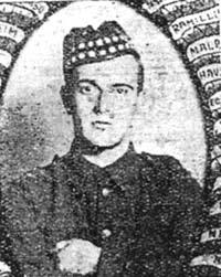 Mackenzie Donald, Pte, Saltburn