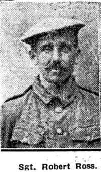 Ross Robert, Sgt, Saltburn