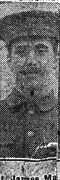 Mackenzie James, Corp, Scorraig