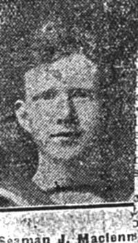 Maclennan John, Seaman, Shieldaig