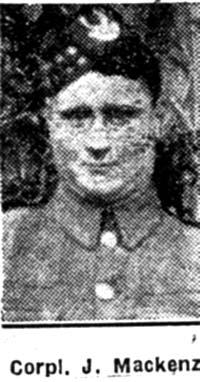 Corp, Mackenzie John, Strathcarron