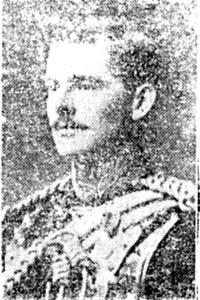 Combe Henry C S, Capt, Strathconon
