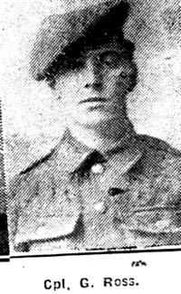 Ross George, Corp, Strathpeffer