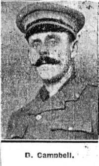 Campbell Donald, Strathpeffer