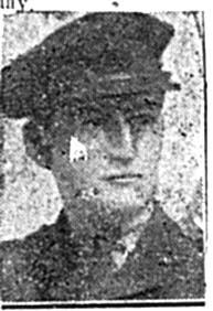 Alexander Ronald R, Lieut, Broughty Ferry Ex Strathpeffer