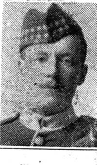 Macdonald William, Piper, Strathpeffer