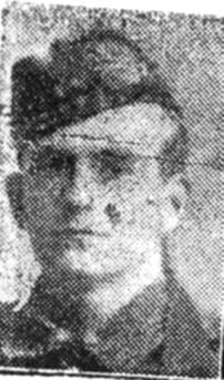 Campbell George, Pte, Strathpeffer
