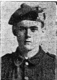 Macdonald James, Sgt, Strathpeffer