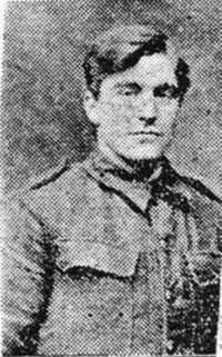 Dyce James, Pte, Tain