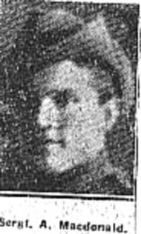 Macdonald A, Sgt, Ex Tain