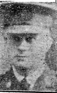 Dransfield H, Capt Rev, Tore