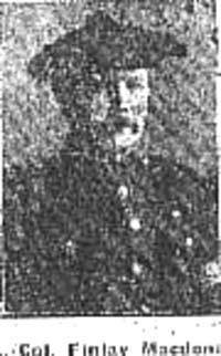 Macdonald Finlay, L Corp, Torridon