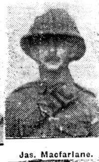 Macfarlane James, Capt, Inverness Ex Urray