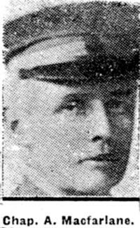 Macfarlane Andrew, Major Rev, Inverness Ex Urray