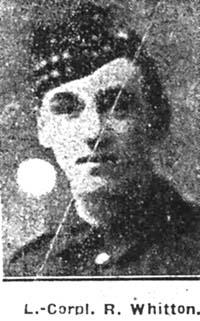 Whitton Robert, L Corp, London Seaforths