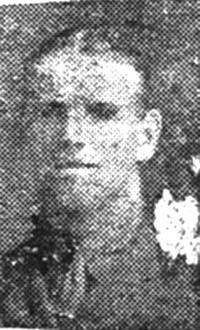 Mackenzie James A, Lieut, Grantown Seaforths