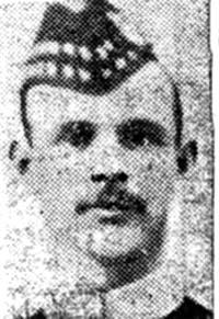 Mackenzie William Sinclair, Lieut, St Andrews Seaforths