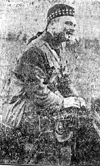 Cuthbert T W, Major, Seaforths