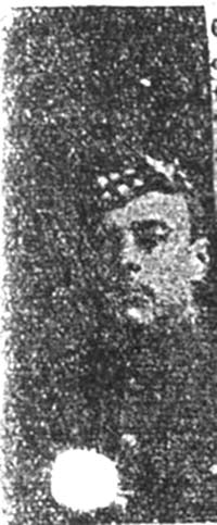 Thomson Alexander, Pte, Lewis Seaforths