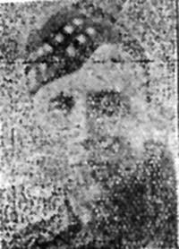 Deane Reginald S, Pte, Leeds Seaforths