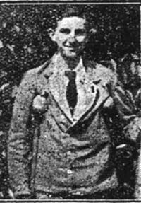 Young Thomas, Pte, London Seaforths