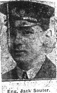 Souter John James, 2nd Engineer, Birkenhead ex Ross-Shire