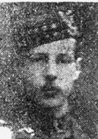 Dixon Murray, 2nd Lieut,
