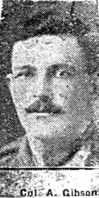 Gibson Alick, Corp, Beauly