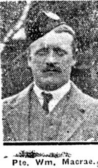 Macrae William, Pte, Beauly
