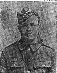 Maclean James M, Pte, Duntocher