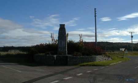 Killearnan War Memorial