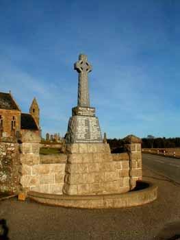 Kilmuir Easter War Memorial