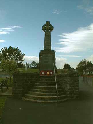 Kiltearn (Evanton) War Memorial