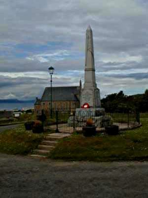 Tarbat (Portmahomack) War Memorial