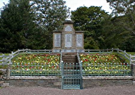 Ullapool War Memorial