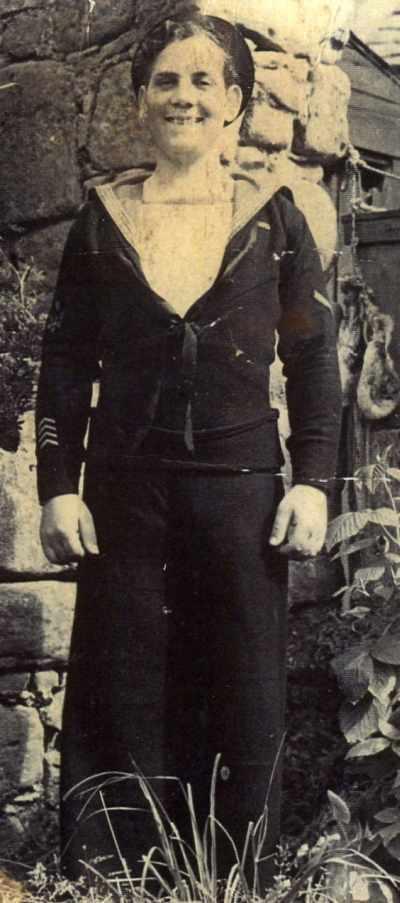 Cumming Alexander, Leading Telegraphist, Portmahomack