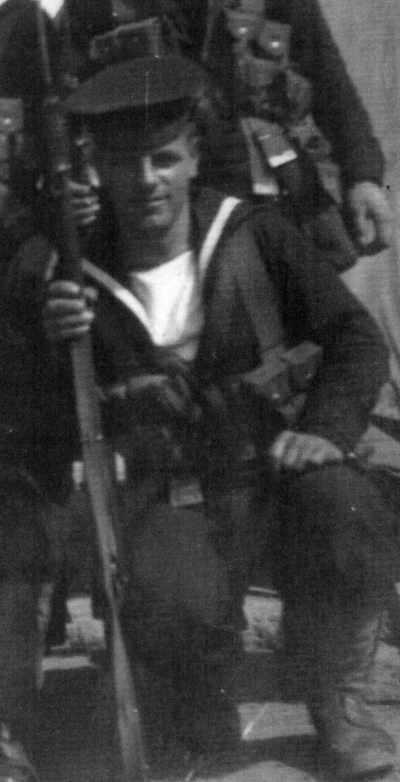 Cumming Henry James, Ordinary Seaman, Portmahomack