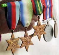 Kerr Annie, Nursing Sister, Alness, medals