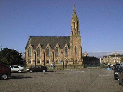 03 Dingwall Churches